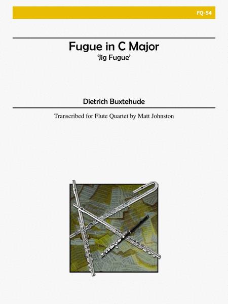 Fugue in C Major 'Jig Fugue'