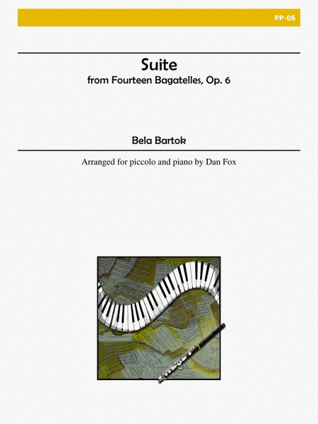 Suite for Piccolo and Piano