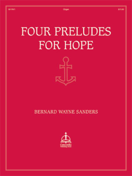 Four Preludes for Hope
