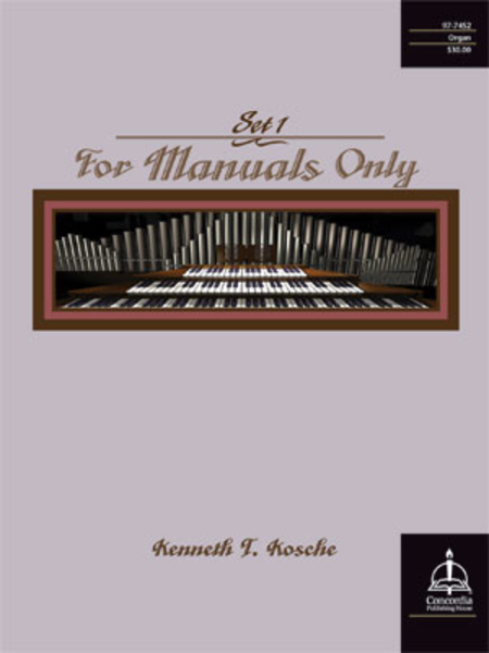 For Manuals Only, Set 1