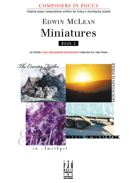 Miniatures, Book 3