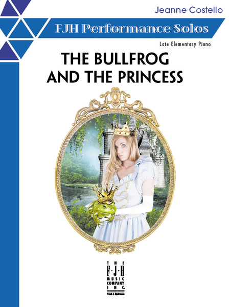 The Bullfrog and The Princess