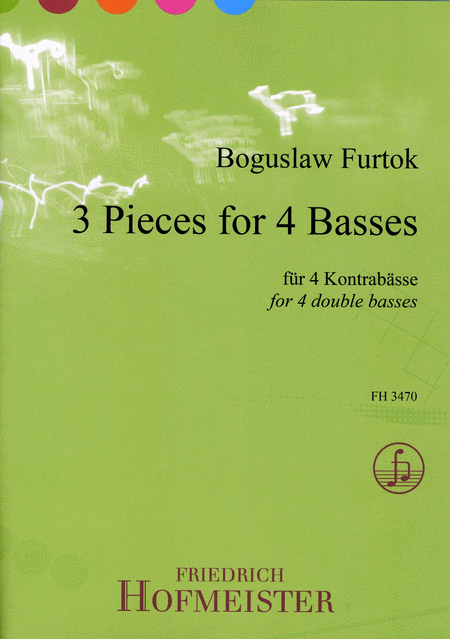 3 Pieces for 4 Basses