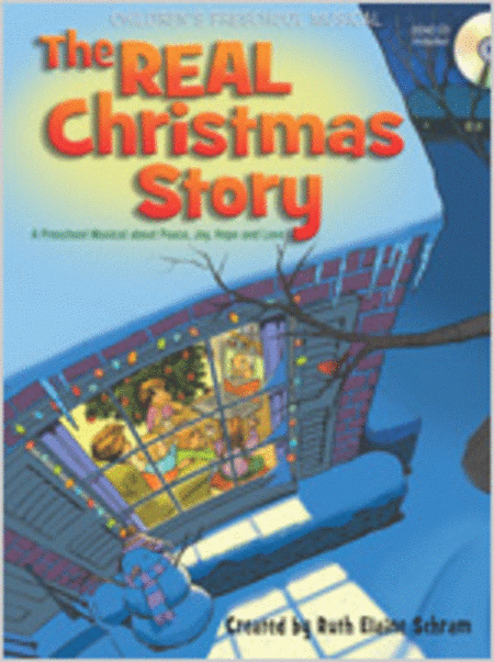 The Real Christmas Story (Book & Demo CD)