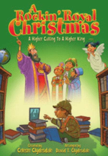 A Rockin' Royal Christmas (Book)