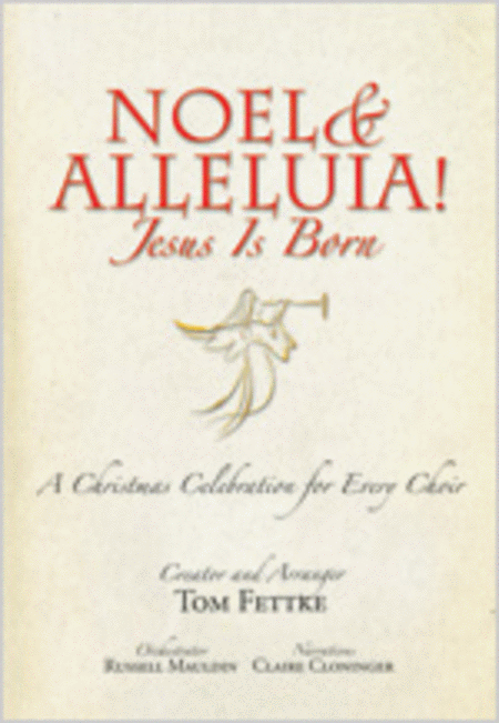 Noel and Alleluia! Jesus Is Born (Book)