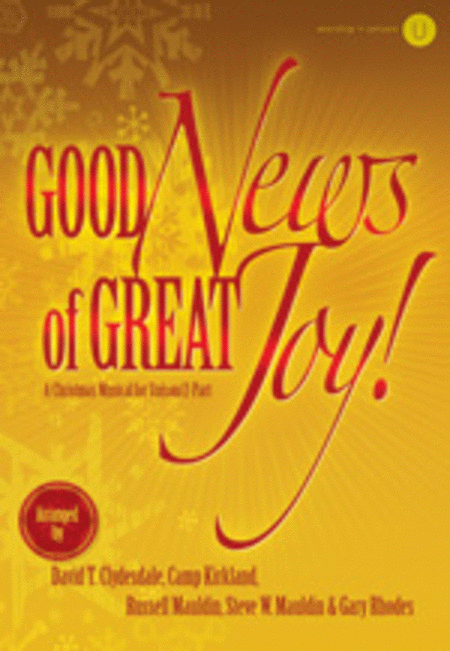 Good News of Great Joy! (Book)