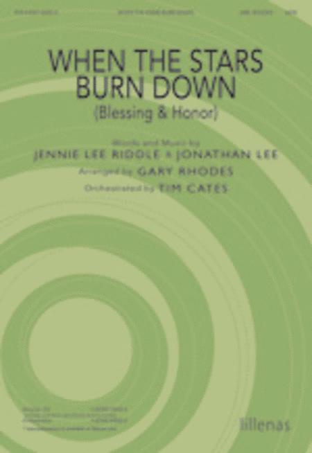 When the Stars Burn Down (Anthem)