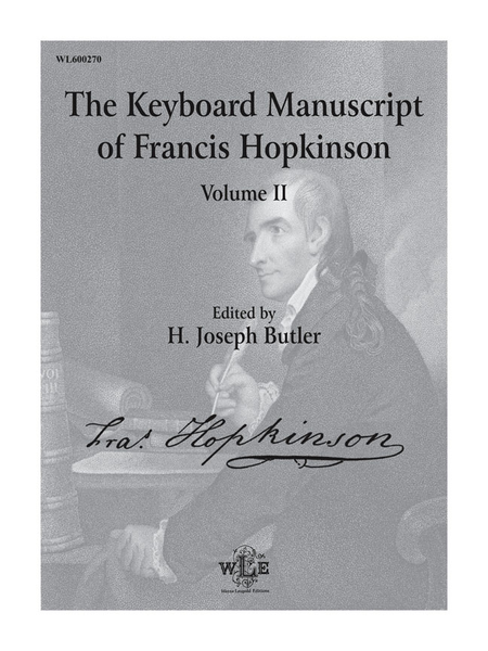 The Keyboard Manuscript of Francis Hopkinson