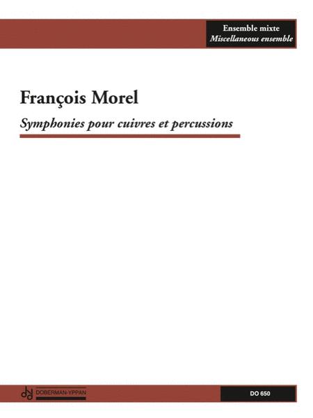 Symphonies pour cuivres et percussions