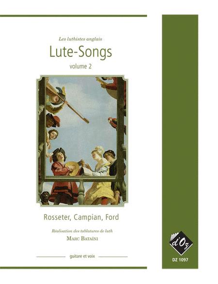 Lute-Songs, vol. 2