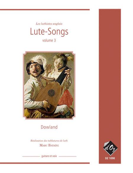 Lute-Songs, vol. 3