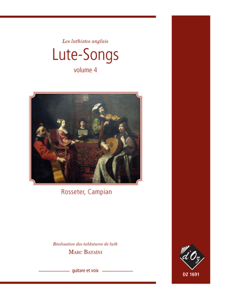 Lute-Songs, vol. 4