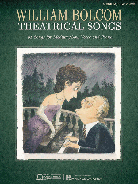William Bolcom: Theatrical Songs