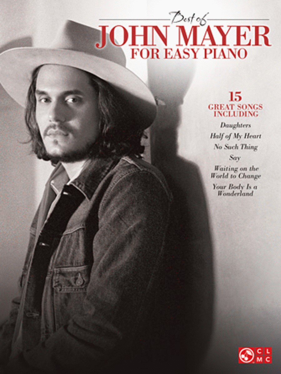 Best of John Mayer for Easy Piano