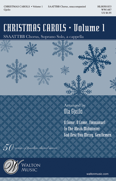 Christmas Carols, Volume 1