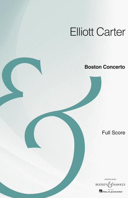 Boston Concerto