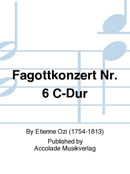 Fagottkonzert Nr. 6 C-Dur