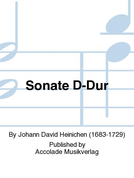 Sonate D-Dur