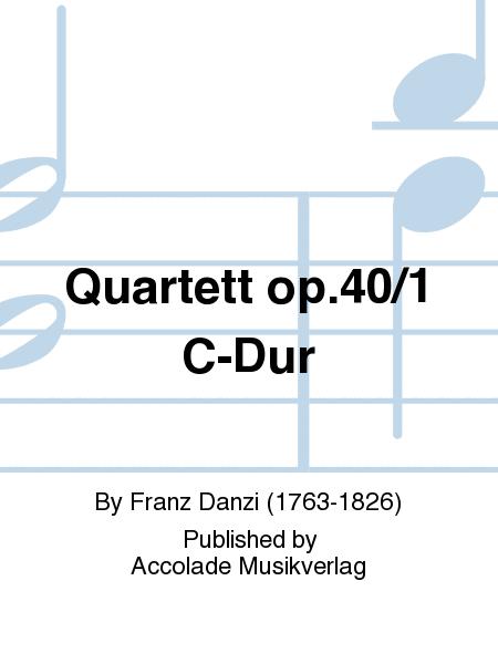 Quartett op.40/1 C-Dur