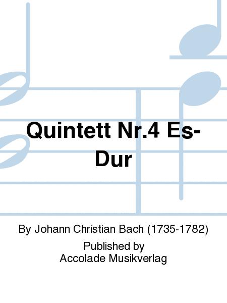 Quintett Nr.4 Es-Dur