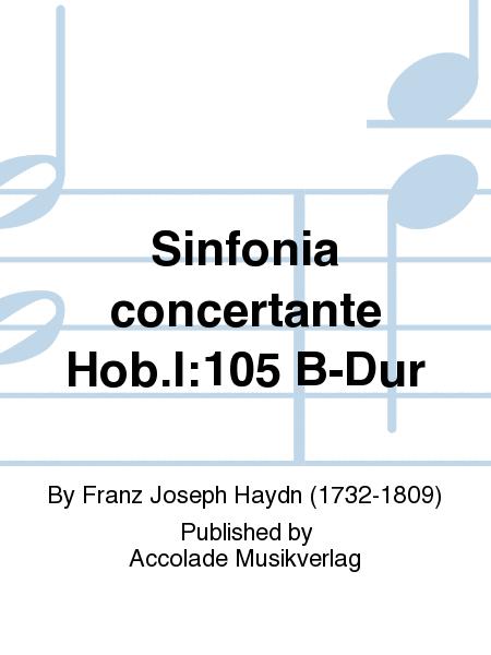Sinfonia concertante Hob.I:105 B-Dur