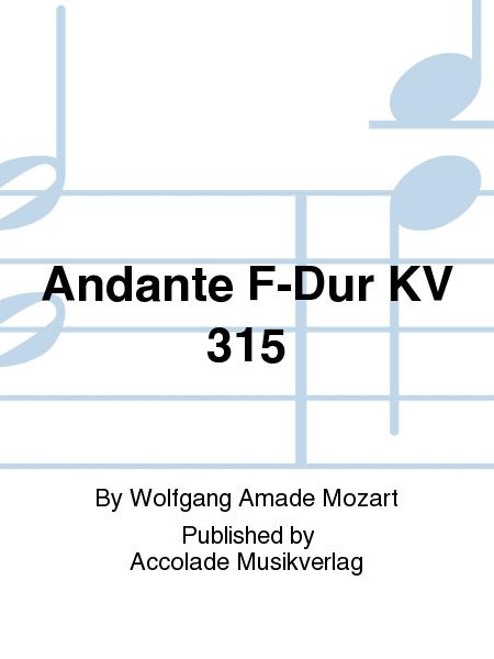 Andante F-Dur KV 315