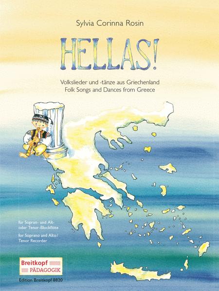 HELLAS! Volkslieder und -tanze aus Griechenland