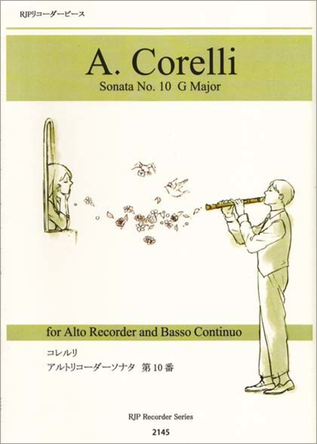 Sonata in G Major  Op. 5-10