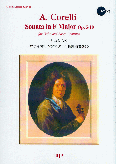 Sonata in F Major Op. 5-10