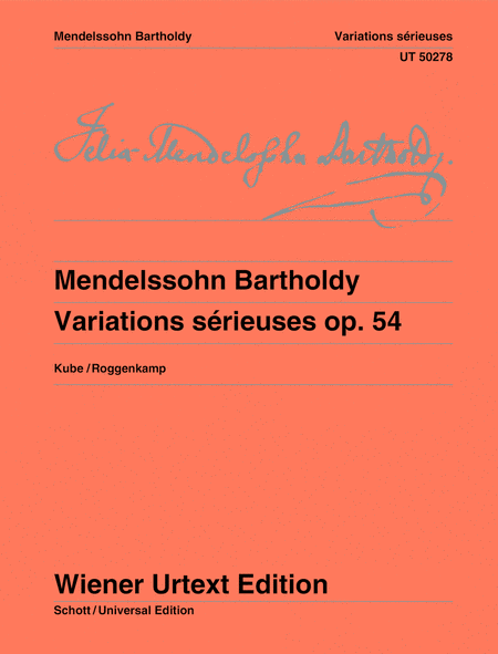 Variations Serieuses