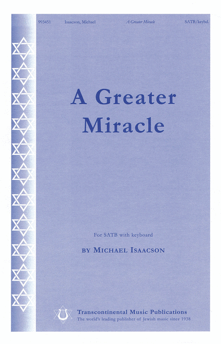 A Greater Miracle