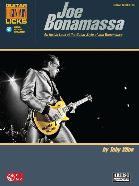 Joe Bonamassa Legendary Licks
