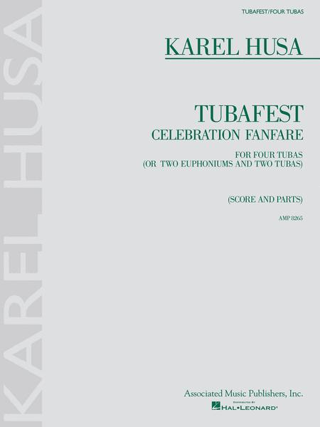 Karel Husa - Tubafest