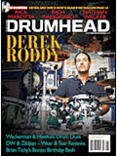 Drumhead Magazine - July/August 2012