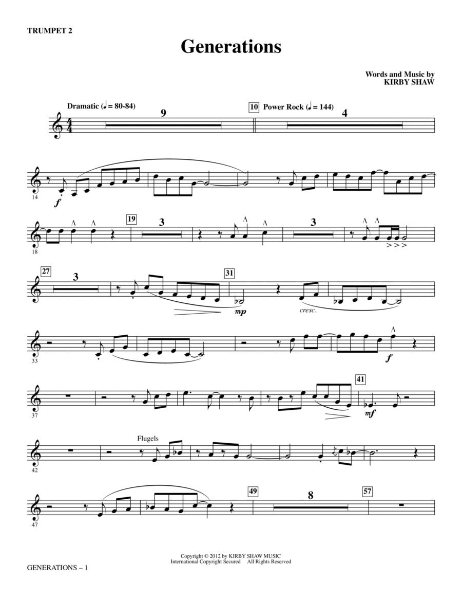 Generations - Trumpet 2