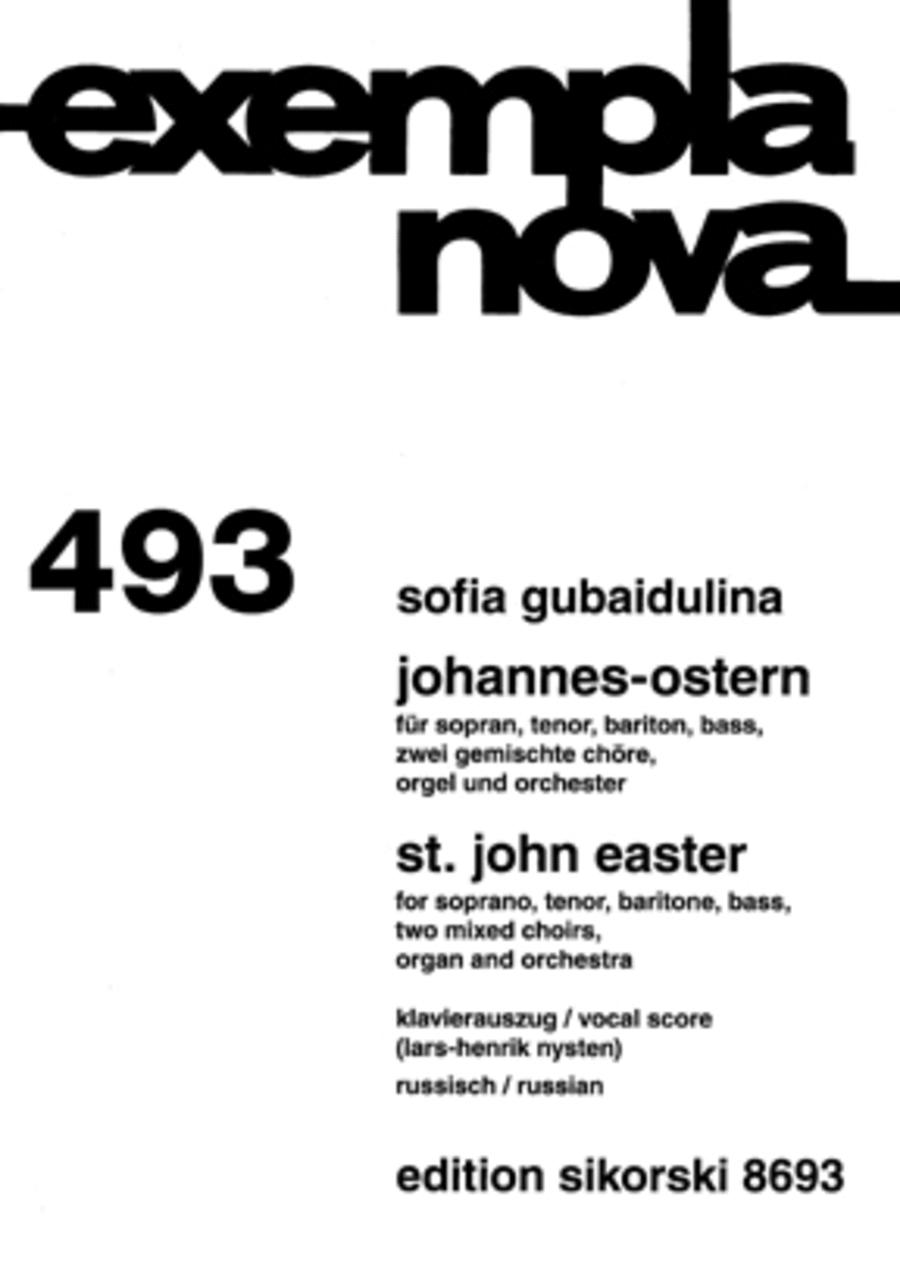 St. John Easter