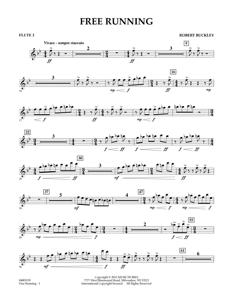 Free Running - Flute 2