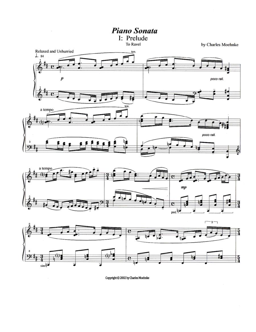 Piano Sonata (2002)