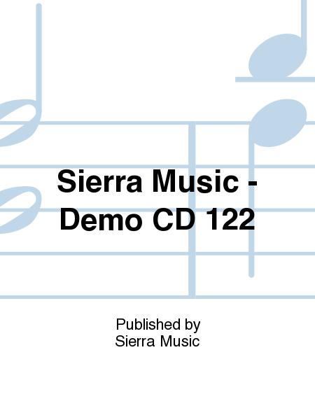Sierra Music - Demo CD 122