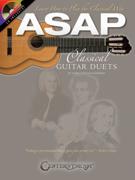 ASAP Classical Guitar Duets