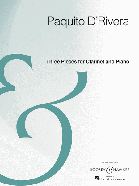 Three Pieces for Clarinet and Piano