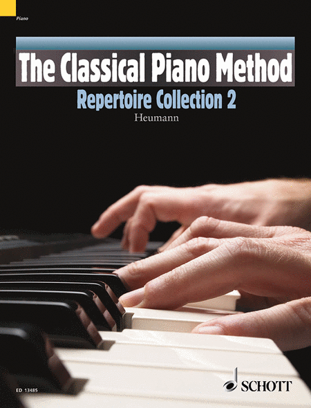The Classical Piano Method - Repertoire Collection 2