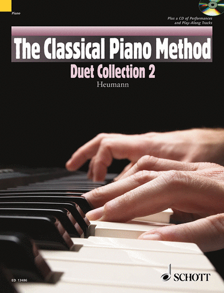 The Classical Piano Method - Duet Collection 2