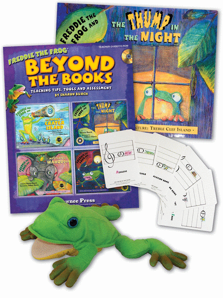 Freddie the Frog Teacher Starter Set (Adventure 1)