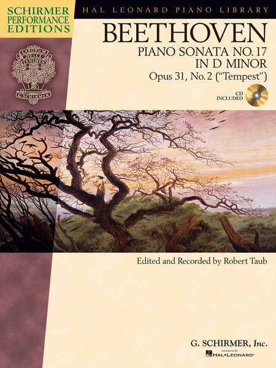 Beethoven: Sonata No. 17 in D Minor, Op. 31, No. 2 (Tempest)