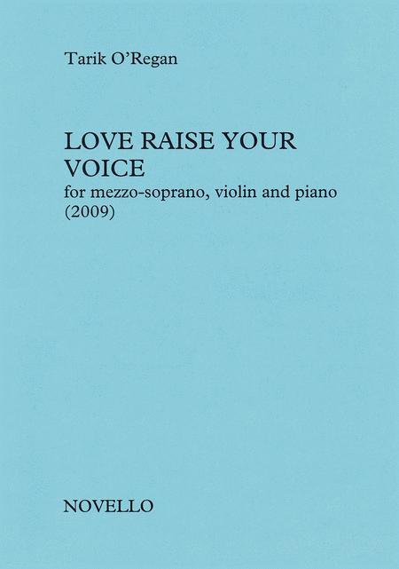 Love Raise Your Voice
