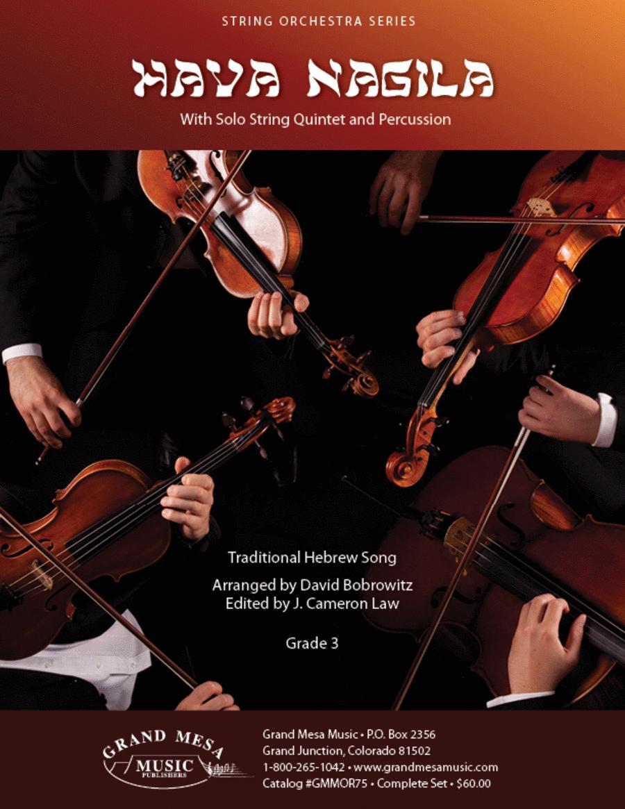 Hava Nagila (Score)