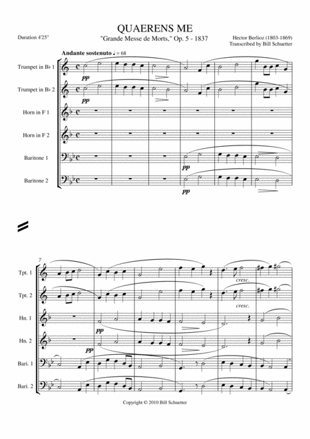 Prelude for Brass Quintet