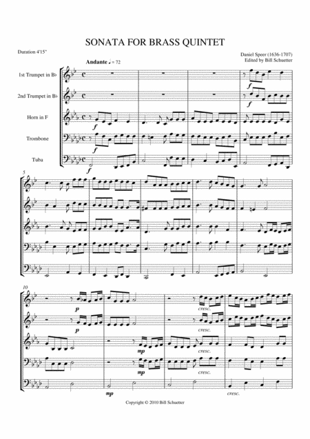 Sonata in Ab